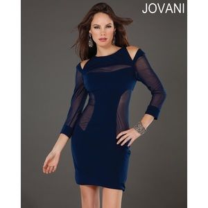 JOVANI SHORT & COCKTAIL 74207